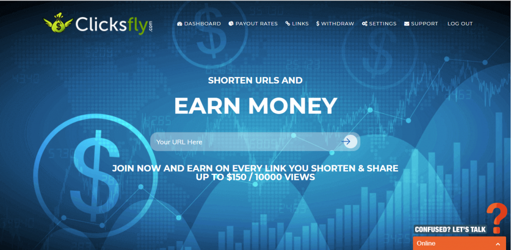 Ganar dinero con acortadores de URL