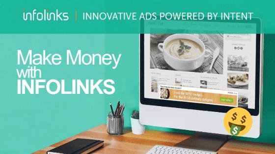 [Revisión de Infolinks] La mejor manera de ganar dinero con Infolinks 2019